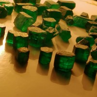 Emerald from Swat