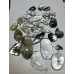 White Routile Quartz